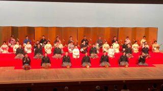 三味線 歌舞伎座