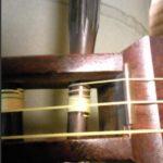 三味線 糸の掛け方